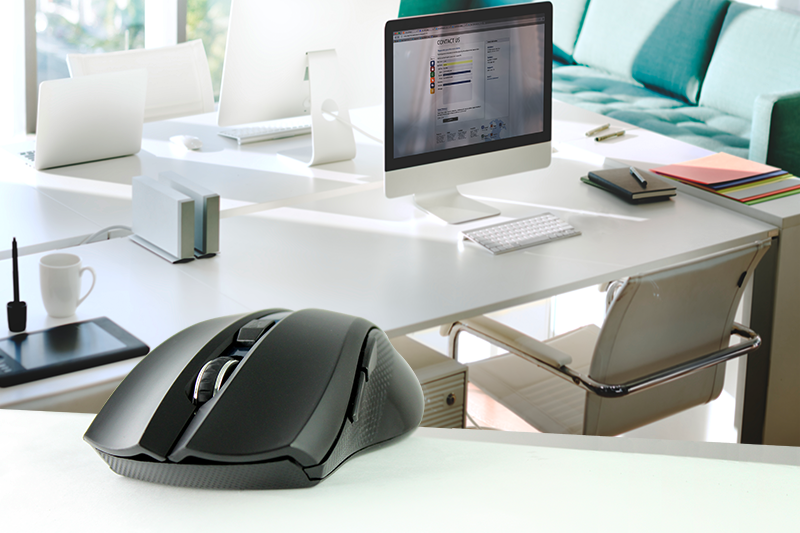 10Meter PROLINK PMW6001 WIRELESS MOUSE